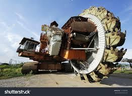 32 best krupp german bucket wheel excavator images on pinterest