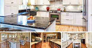 what color kitchen cabinets go with hardwood floors 7 attractive kitchens with light wood floors of the home