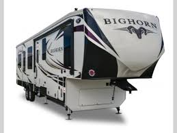 bighorn fifth wheel rv sales 10 floorplans