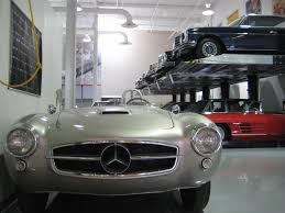 mercedes benz classic topic a visit to the mercedes benz classic center california