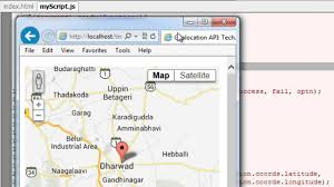 Google Maps Truck Routes by Realtime Location Tracking Google Maps Html5 Youtube