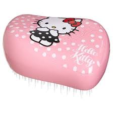 tangle teezer compact styler kitty hair brush pink target