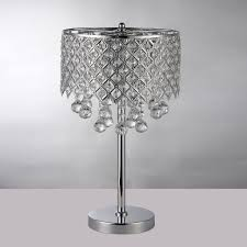 Chandelier Table L Gorgeous Chandelier Table Ls Edrex Co On Inside