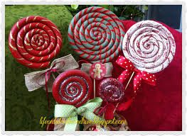 life on lakeshore drive christmas lollipop ornament tutorial