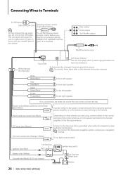 kenwood kdc x693 wiring diagram kenwood wiring diagrams collection