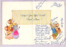 cards for the sick wish you weren t sick greeting card marges8 s
