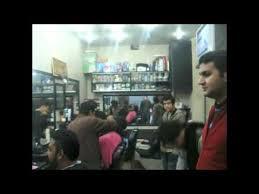 pakistani hair cutting videos best hair cutting in pakistan sialkot boota saloon youtube
