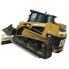 heavy duty aluminum skid steer ramps pin on end discount ramps