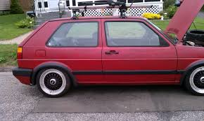 volkswagen golf 1989 vwvortex com 1989 golf 2 door roof rack