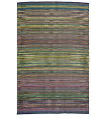 amazon com mad mats stripes indoor outdoor floor mat 4 by 6 feet