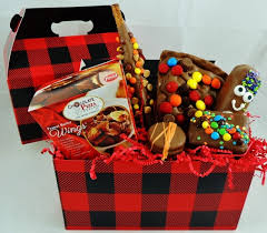 gift baskets for men gift baskets for men lunch with chocolate pizza pb wings