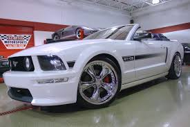 mustang for sale california 2007 ford mustang gt premium california special stock m4409 for
