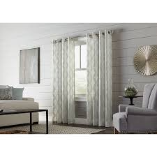 Striped Roman Shades Curtain White And Grey Curtain Panels Allen And Roth Curtains
