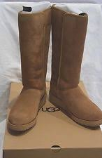 womens brown boots australia ugg australia suede knee high boots casual shoes for ebay