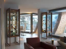 luxury chalet norman foster st moritz switzerland ski