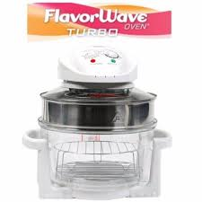 flavorwave oven turbo halogen convection oven 12l with extension