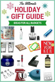 holiday gift guide 2015 ideas for all budgets well plated by erin