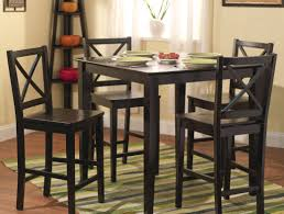 black marble dining room table dining room outstanding tall dining room sets counter height