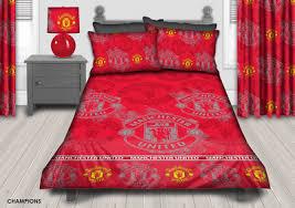 Manchester United Double Duvet Cover Kidz
