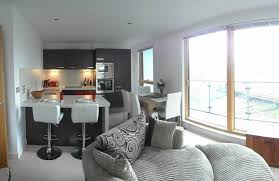 livingroom manchester green quarter flat with great views of manchester room to rent from