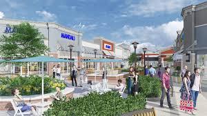 Tanger Outlet Map The Long Awaited Tanger Outlet Mall Broke Ground Thursday Nbc4i Com