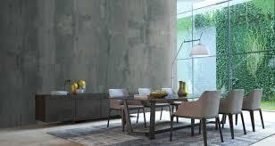 cuisine effet beton style de peinture murale effet beton pour mur sol italienne
