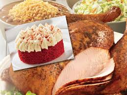 popeyes cajun turkeys and new velvet cake now available for