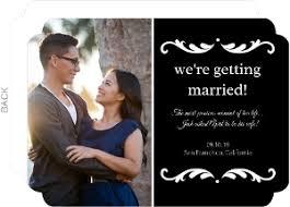 cheap engagement announcement cards invite shop