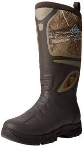 mens mx boots amazon com muck boot company men u0027s pursuit shadow pull on boots
