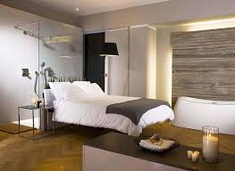 30 all in one bedroom and bathroom design ideas for space saving