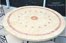 Marble Patio Table Idea Patio Table Tops And Outdoor Patio Marble Table