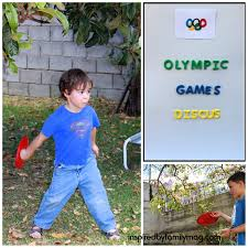 the olympics for kids games crafts and treats