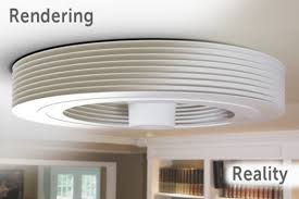 no blade ceiling fans this exhale bladeless ceiling fan is inspired from tesla home