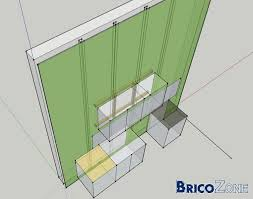 fixer meuble haut cuisine placo fixer meuble salle de bain suspendu sur placo obasinc com