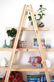 diy ladder shelves a pair u0026 a spare