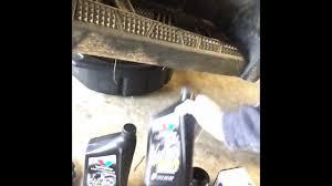 polaris trailblazer 330 oil change youtube