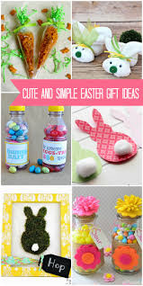 easter present ideas cute and simple easter gift ideas cute easter crafts and treats