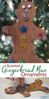scented gingerbread ornament creative family