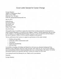 career change cover letter no experience career change cover