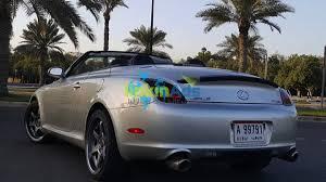 lexus distributor uae lexus sc430 v8 model 2004 used cars dubai classified ads job
