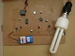 clap to turn off lights clap switch circuit ied youtube