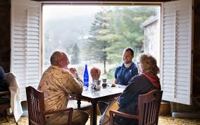 table top lake resorts pembroke va restaurants with local food mountain lake lodge