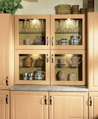 Kitchen Cabinet Glass Doors Glass Shelves For Kitchen Cabinets Image By Sons Between 748x990 3