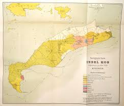 Geological Map Datei Geological Map Kos Island 1874 Jpg U2013 Wikipedia