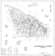 County Map Kentucky Paducah Mccracken Kentucky Genealogy Surnames Births Deaths