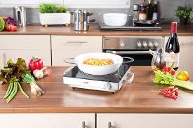 le infrarouge cuisine plaque de cuisson vitrocéramique à infrarouge 2000 w pearl fr