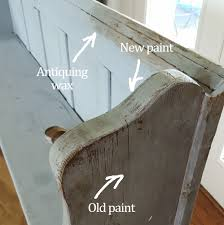 painting a church pew cedar hill farmhouse