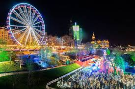 edinburgh u0027s christmas 2015 programme revealed the list
