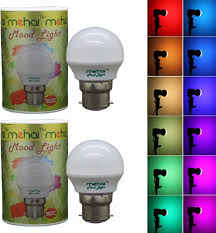 shop online mehai premium 0 5w night lamp led bulb multicolor