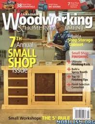 Practical Woodworking Magazine Download by Canadian Woodworking June July 2017 Pdf